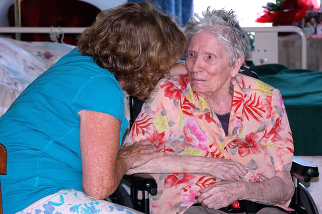 Старческая деменция и болезнь Альцгеймера