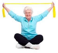 Физические упражнения людям после 60 лет