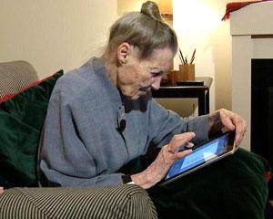 iPad для пожилых людей
