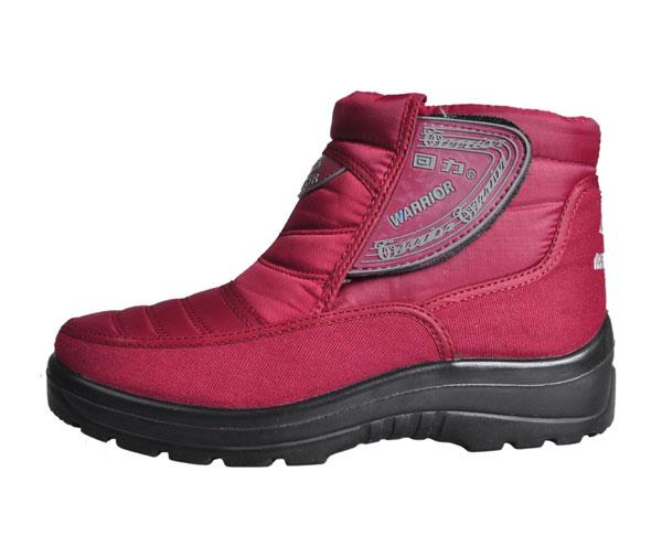 Безопасная зимняя обувь для пожилых