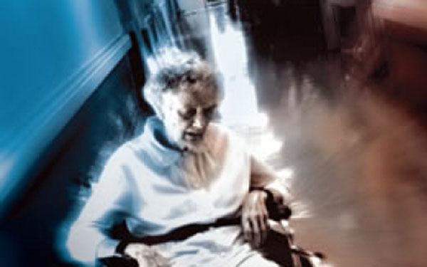 Старики, страдающие шизофренией