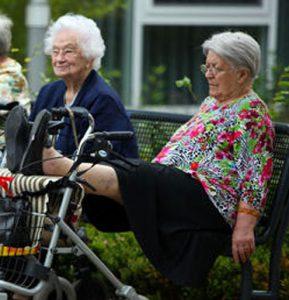 Как обращаются со стариками в Германии