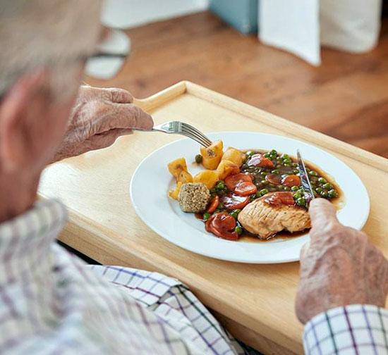 Как правильно питаться в преклонном возрасте