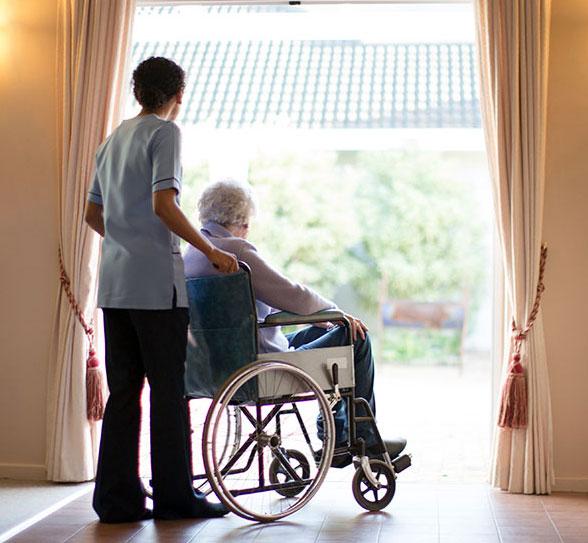 Закон о проживании в доме престарелых